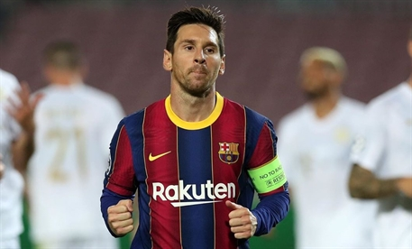 Messi hopes Cristiano is ready for the Juve vs Barca duel
