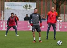 Bayern Munich gets to 4 points surplus