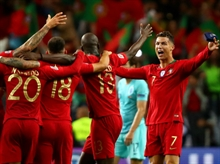 Portugal and Ronaldo celebrate first Nations League title