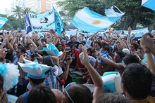 Argentina progresses to quarterfinals of Copa America