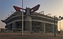 Inter and Milan present concepts for their new stadium