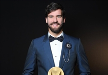 Alisson: Liverpool is like a shark that smells blood