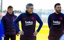 Valverde sacked, Barca hires Betis' manager Setien