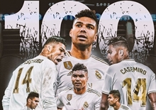 Casemiro: My goal is to steal the ball, Bernabeu celebrates it in the same way