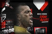 Not Barca, not City, Dani Alves returns home