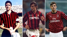 The legacy continues on: Third generation of Maldinis debuts for Milan