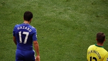 Hazard: Spanish fans are more fanatical than English