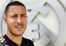 Hazard explains why he is more happy at Real than under Sarri and Conte