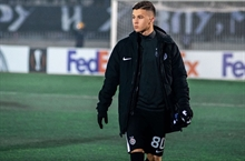 City signs an 18-year-old Serbian wonderkid from the hands of United