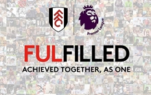A €165,000,000 worth left-back: Joe Bryan took Fulham back to the Premier League