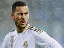 The agony continues: Real confirm Hazard is injured again
