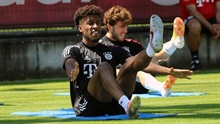 Kingsley Coman scored a header in the Champions League final but is scared of them