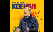 Barca appoints Koeman and he's immediately trying to rob Real of a reinforcement