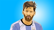Messi receives a three months international suspension for his comments