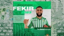 In one the weirdest transfers of the summer Nabil Fekir moves to Betis