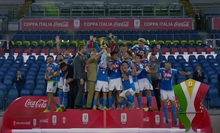 Napoli is a Coppa Itallia winner, Juve fans getting worried about Serie A