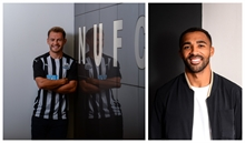 Newcastle get a goalscorer and an assist-maker from the same club in the same day!