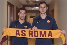 Roma secure two big loans, while sending one out