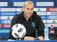 Zidane: The club is working on Bale's exit, I hope it's imminent