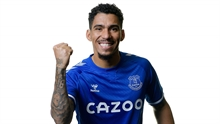 Everton start their shopping with a €25,000,000 capture