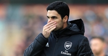 Arteta after Arsenal's worst start in nearly half a century: We have to take the bullets