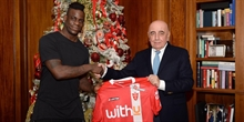 Balotelli signs for a second division club
