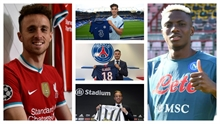 Most expensive transfers of the 2020 summer window