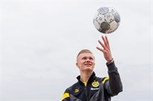 Borussia broke its club principle and gave Haaland a release clause