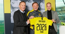 Borussia signs a much-improved deal with Puma until 2028!