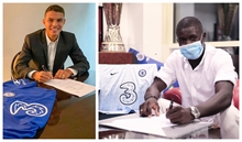 Youth and experience: Chelsea signs two highly-rated centre-backs for free