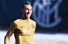Danish media claims Eriksen is closest to Inter and will move in January