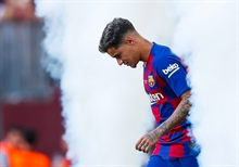 Coutinho's big injury another major blow for Barca that is suffering the worst start in 17 years