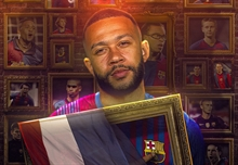 Official: Barcelona signs Depay but to a peculiarly short contract!(???)