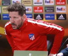 Simeone after Atleti's defeat: Growing comes from suffering setbacks