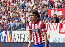 Filipe Luis: Renan Lodi will be the best full-back in Atletico's history