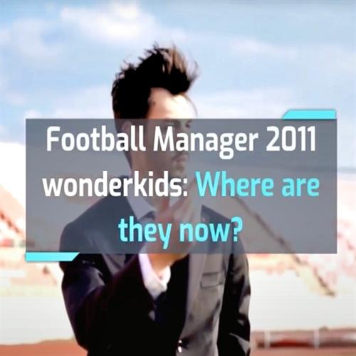 Top 10 Football Manager 2011 wonderkids