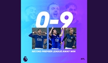 The historic thrashing of Saints as Leicester equal the biggest win record