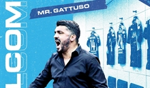 Napoli appoint Gattuso: The players here match my style of football