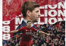 Gerrard reveals Real wanted him to start a war at Liverpool for a transfer to Madrid