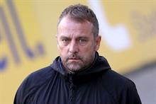 Hansi Flick: Everyone agrees that we had a better team last season