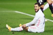 Hazard still positive despite nine injuries at Real: My body is fine