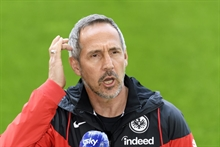 Leaving Eintracht after taking them into the Champions League: Hutter will lead Monchengladbach next season