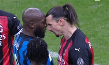 Ibra and Lukaku clash and exchange hard insults: Derby gets solved by the unlikely hero