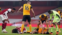 Wolves' Raul Jimenez suffers a rare fractured skull injury!