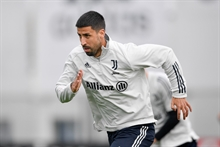 Khedira set on staying despite not playing at all this season: I will not leave in January