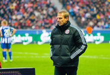 Jurgen Klinsmann back in Bundesliga!