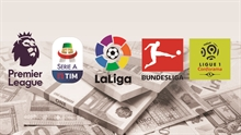 Highest spenders in Europe by league: The English are unreachable, La Liga worse of the top five