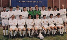 Former English defender Trevor Cherry died