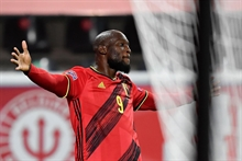 Lukaku: I'm in the top five strikers of the world