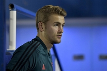 De Ligt: I think I've reached a good level in every match since November